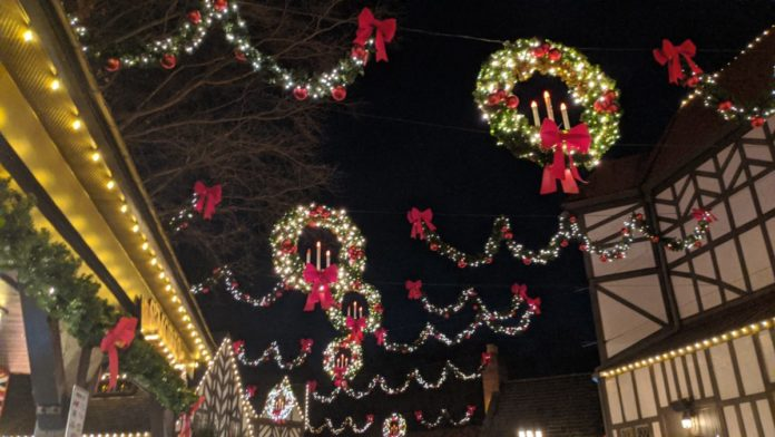 Busch Gardens in Williamsburg, Virginia has a new post COVID-19 Christmas celebration in 2020. Learn how to get discount tickets to this new holiday event