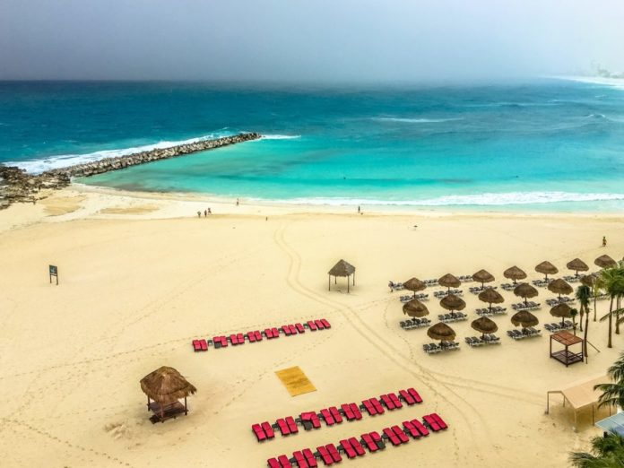 Win airfare credit, 3 night stay in a 4 Star hotel in Cancun, Mexico