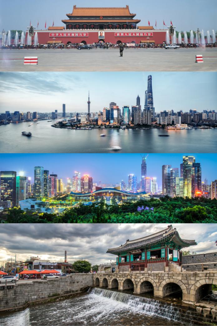 Best China luxury hotels in Beijing, Zhangjiajie, Xian Shaanxi, Shanghai, etc.