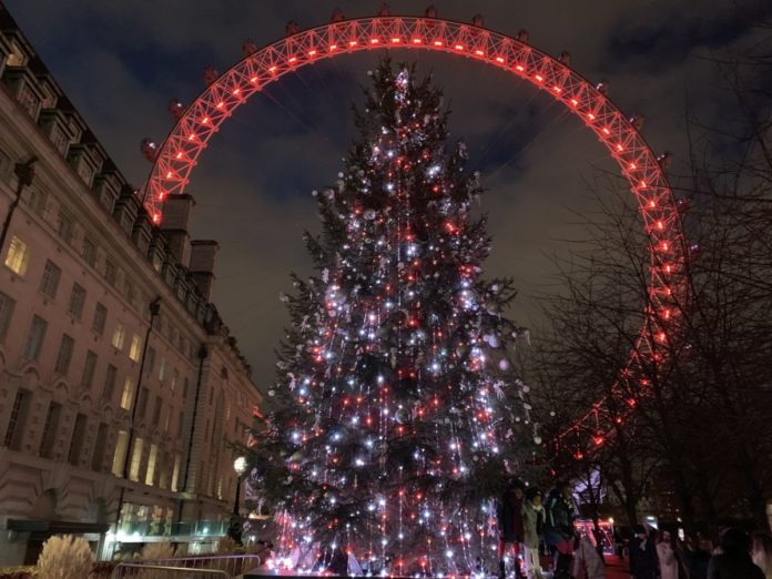 See Christmas markets, holiday lights & decorations in private tour of London