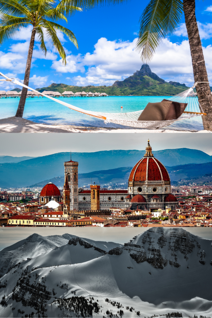 Win free round trip airfare for two and a 9 night stay at a HIlton Hotel anywhere in the world