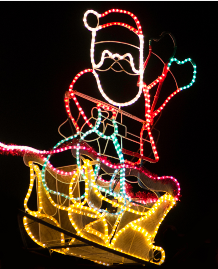 Lights of Enchantment Albuquerque New Mexico Christmas event discount ticket