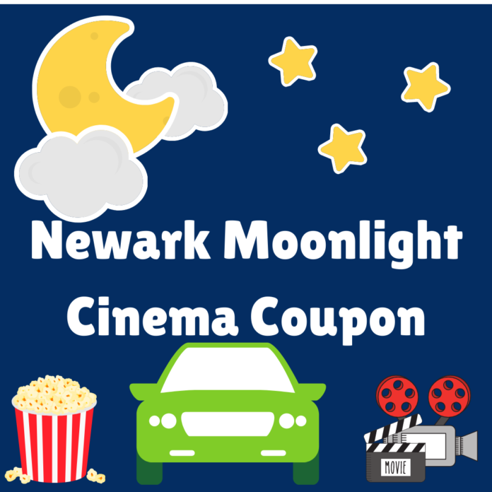 Newark, New Jersey drive in movie theater promo code