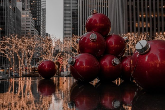 Social distance this holiday season but take in Christmas in New York City with this private tour