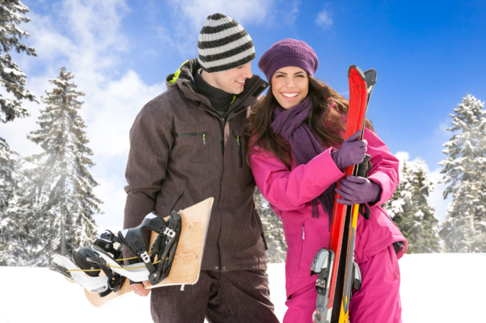 Most romantic ski resorts & hotels in New England