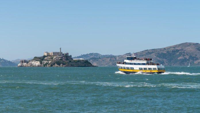 Promo code for San Francisco Bay Adventure Cruise see Alcatraz, cruise under Golden Gate Bridge