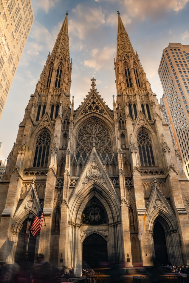 St. Patrick's Cathedral New York City Tour Discount Price