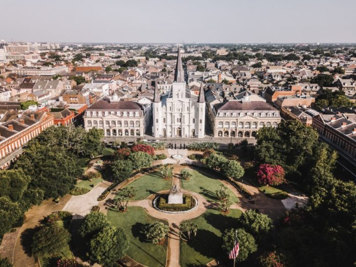 Win travel credit, stay at luxury New Orleans hotel & attraction & dining credits