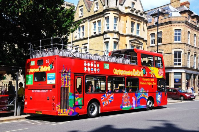 Coupon, discount code for Oxford Hop on, Hop off bus tour
