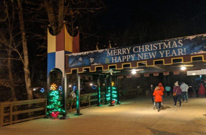Information about New Year's Eve fireworks & celebration event at Busch Gardens Williamsburg