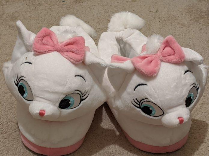 Best Disney slippers themed to Aristocats, Toy Story, Star Wars, Marvel, Nightmare Before Christmas, etc.