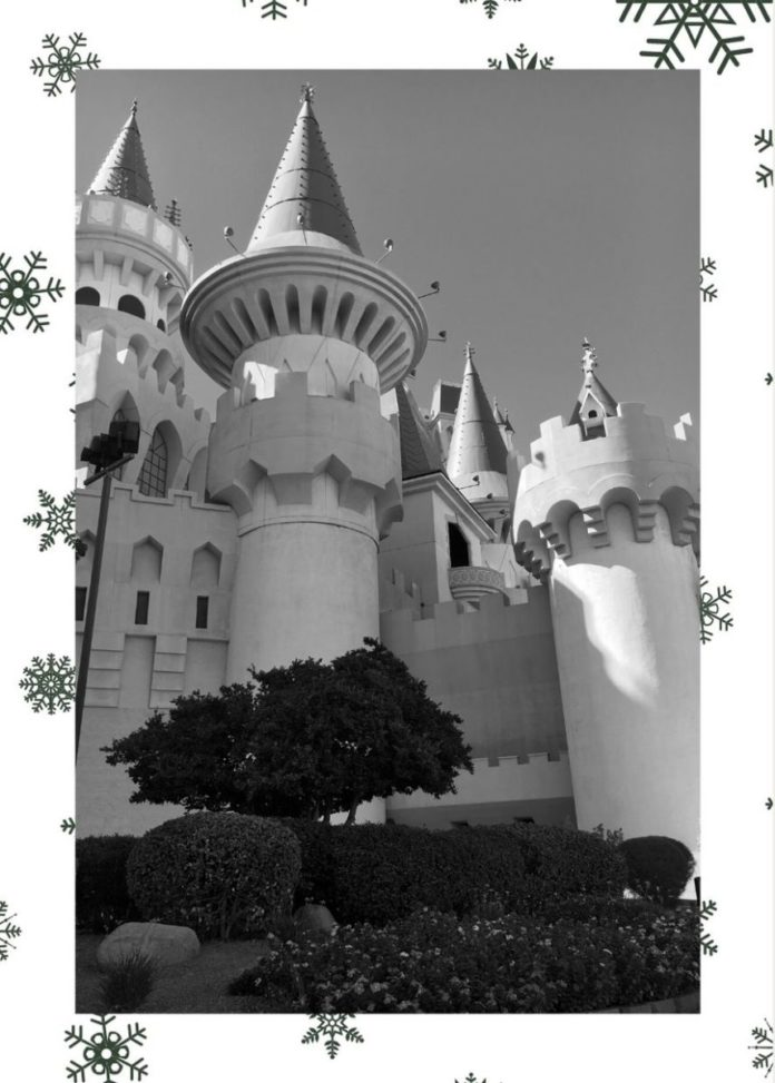 How to save money staying at the Excalibur in Las Vegas, Nevada during the holiday season