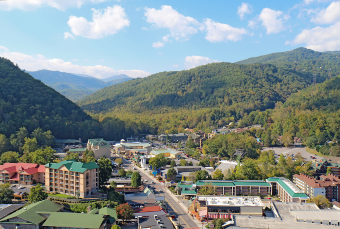 Discounted admission to Gatlinburg Space Needle in Downtown Gatlinburg, Tennessee