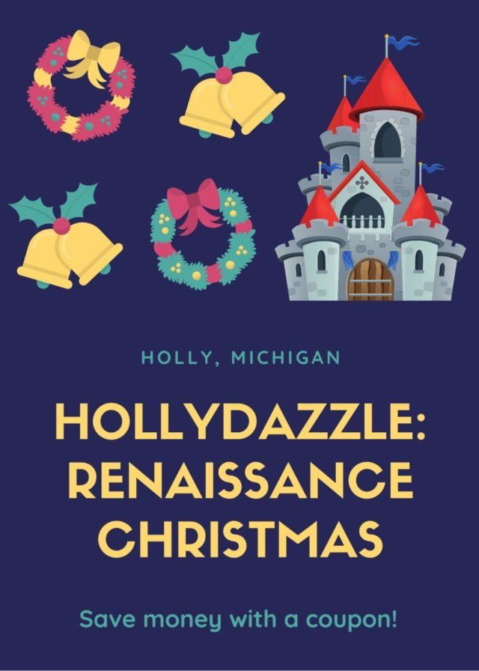 Walk through holiday event in Michigan near Detroit, Ann Arbor & Lansing