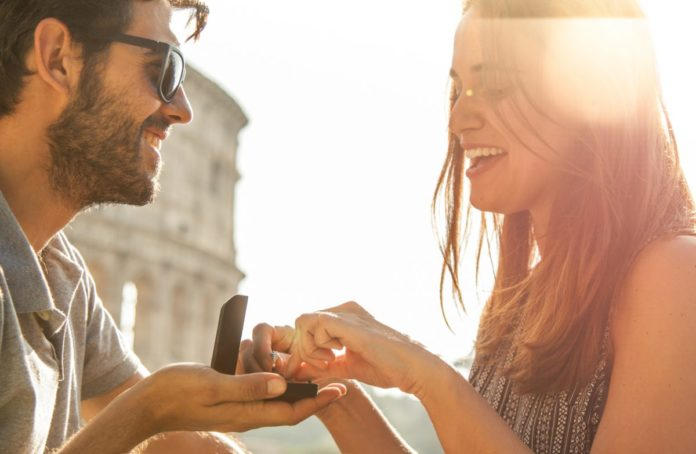 Our list of the most unique, romantic ways to propose in Italy in Rome, Florence, Verona, Venice & more