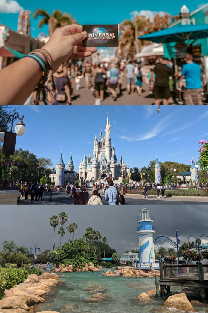 Discounted hotel rates in Orlando at Universal Orlando Resort, Walt Disney World Resort, etc.