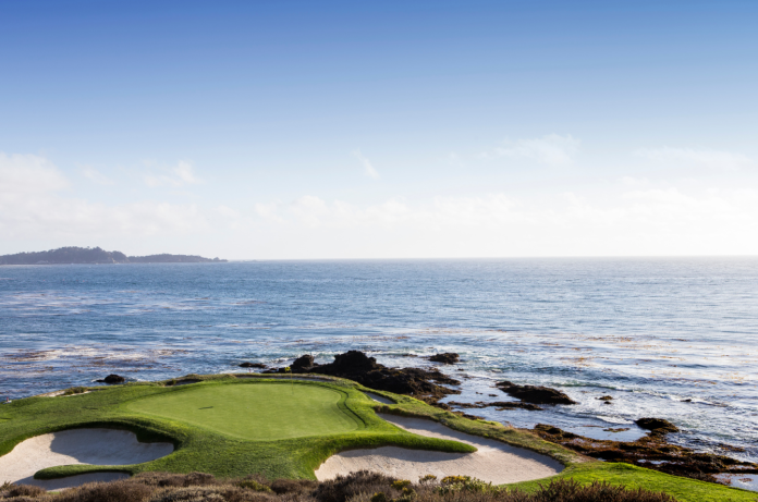 Win A Trip To Play Golf At Pebble Beach, CA