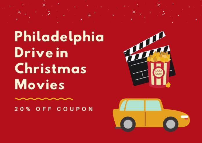 Discounted ticket for Oxford Valley Mall's Holiday Light Show and Drive-Thru Movies