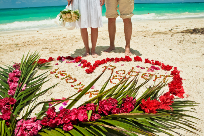 Enter Sandals - Countdown To Forever Sweepstakes for a free wedding & honeymoon