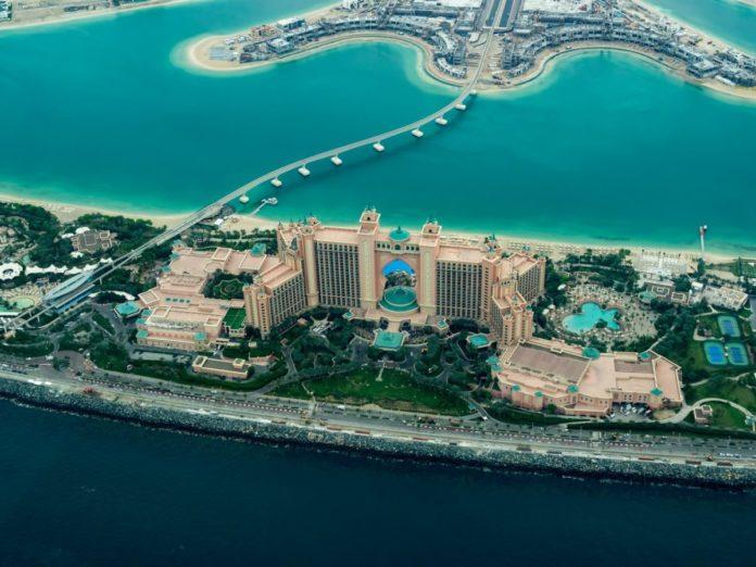 Enter TravelZoo - Atlantis The Palm Sweepstakes to win a free trip to Dubai