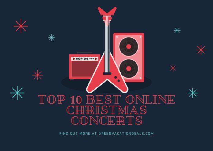 Best online Christmas concerts: Josh Groban, Norm Lewis, Trans-Siberian Orchestra, etc.