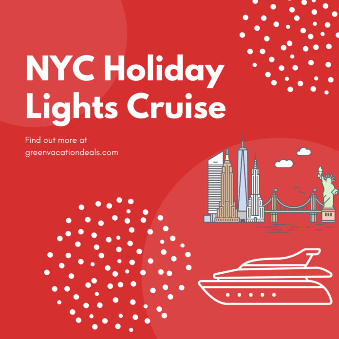 New York City Holiday Lights Sightseeing Tour Coupon, Promo Code