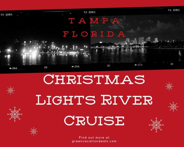 See Christmas lights & decorated Tampa homes in holiday cruise