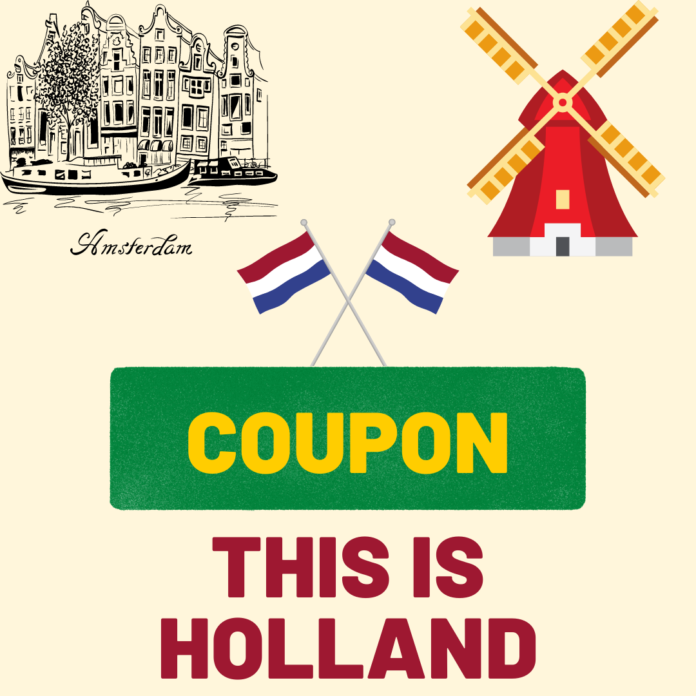 Discount voucher for This is Holland in Amsterdam in the Netherlands