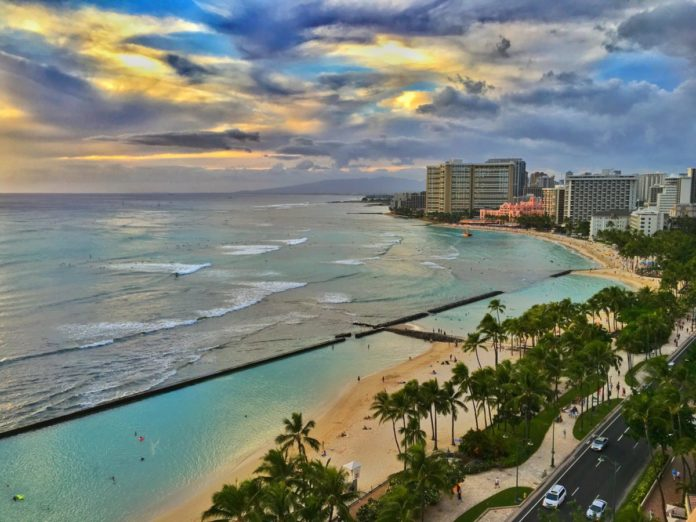 Win a free stay at the 4 night stay at Waikiki Beachcomber by Outrigger