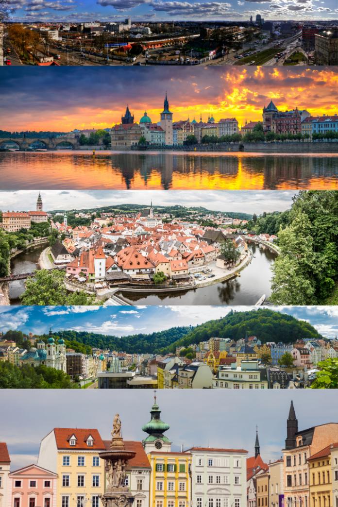 Best Czech luxury hotels in Prague, Ceske Budejovice, Brno, etc.