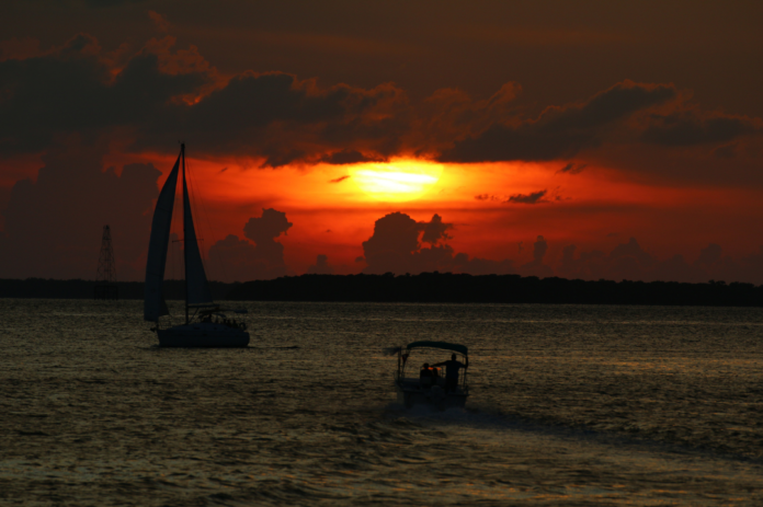 Discount price for a Key West, Florida sunset cocktail cruise on the M/V Good Times