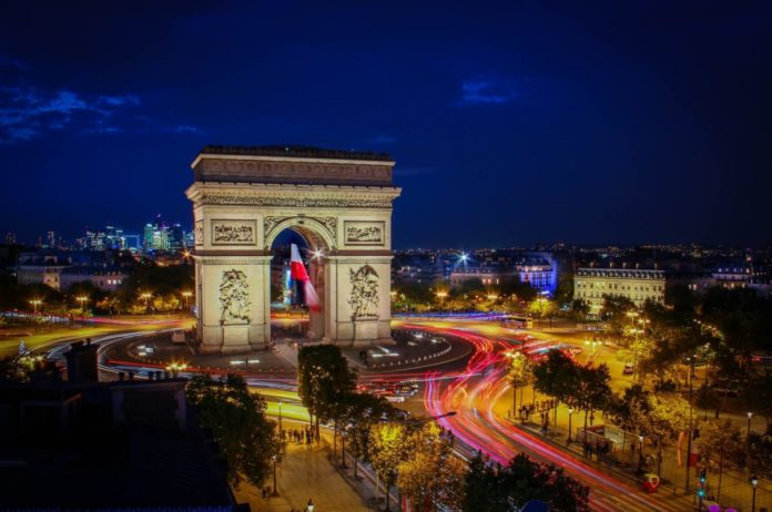 How to win a free vacation in Paris, France