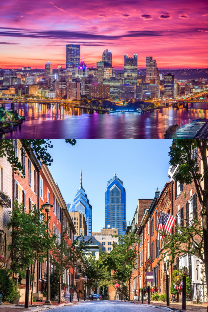 Up to 19% off Pittsburgh & Philly