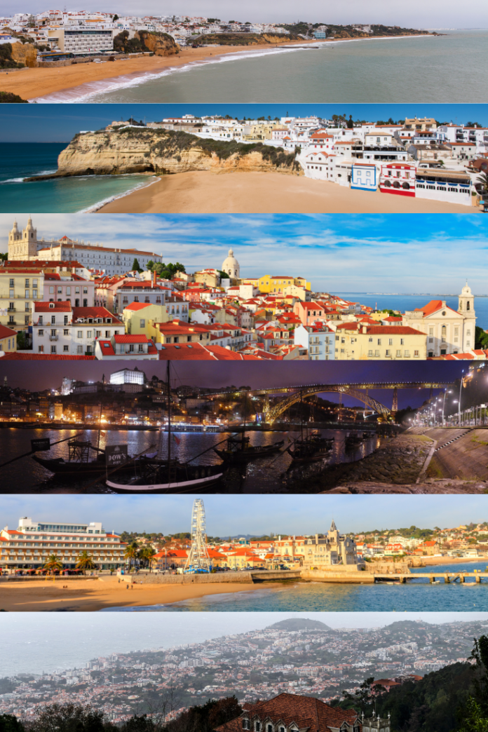 Best Portugal luxury hotels in Lisbon, Albufeira, Obidos, Mealhada, etc.