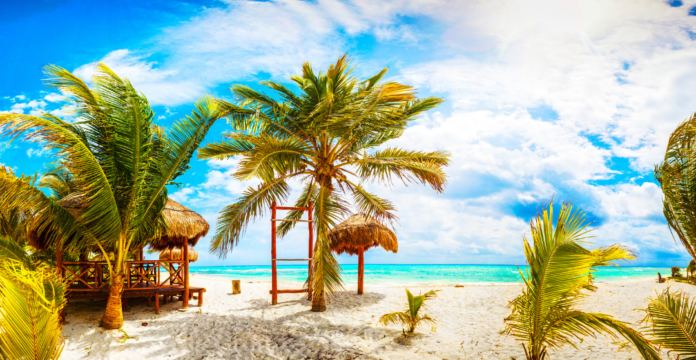 Enter Fairmont Mayakoba - New Year Fresh Look Giveaway for a free Mexican vacation