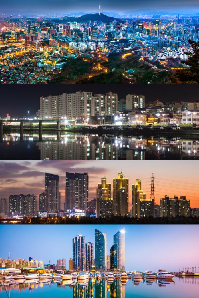 Best South Korean luxury hotels in Seoul, Gangneung, Segowipo, Pyeongchang, Jeju City, etc.