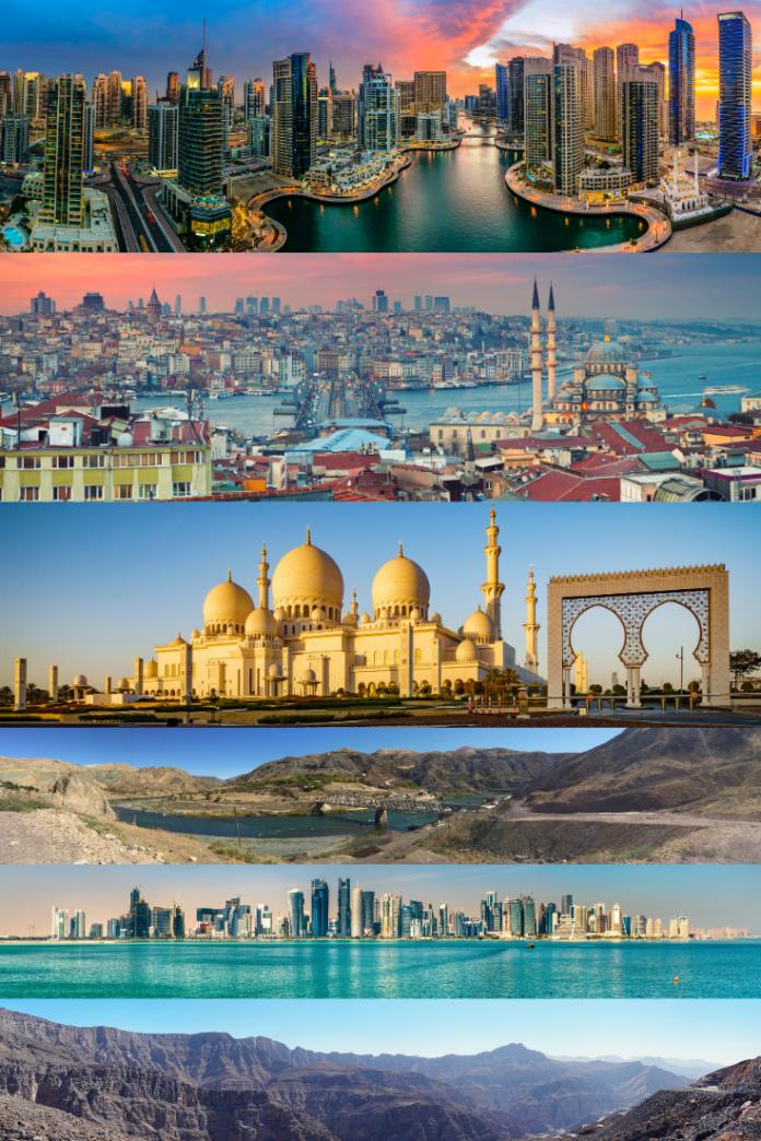 Cheap nightly rates at Hilton brand hotels in Istanbul, Kuwait City, Doha, Dubai, Abu Dhabi, etc.