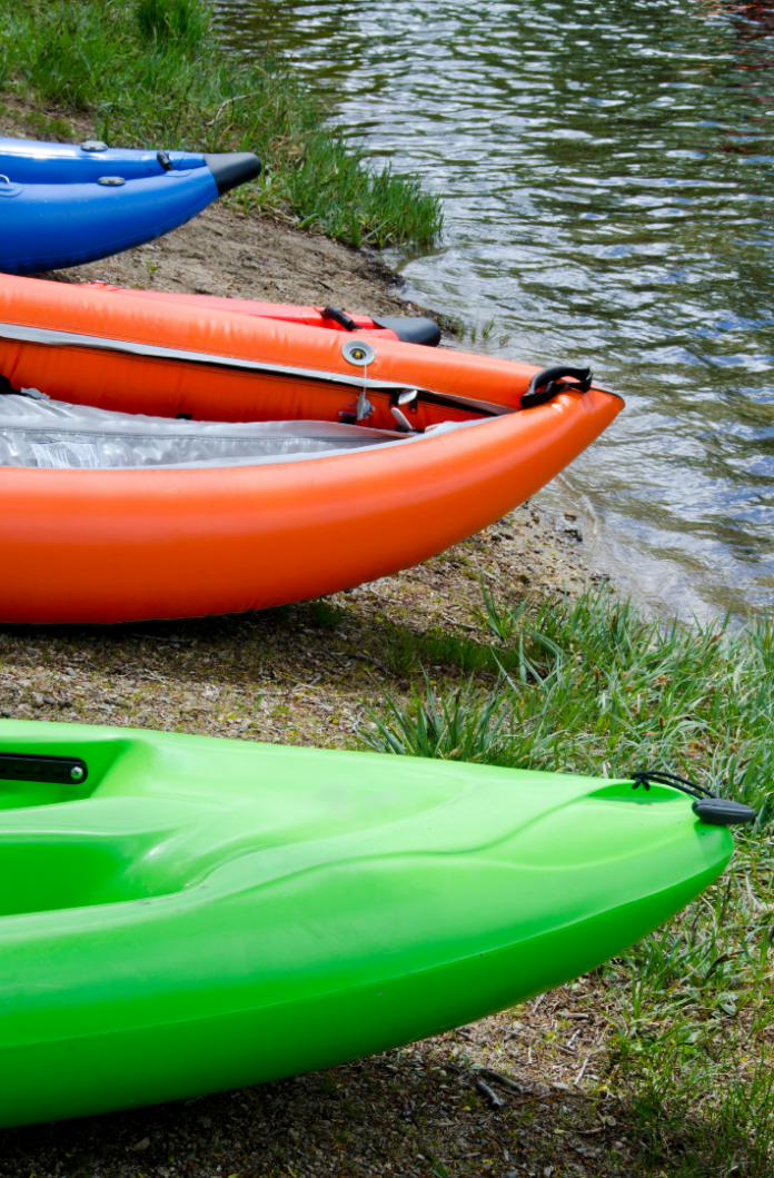 How to enter a contest & win an inflatable kayak for free