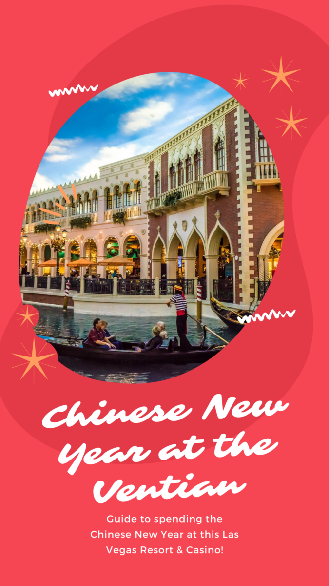 How to save money staying at the Venetian for the Lunar New Year