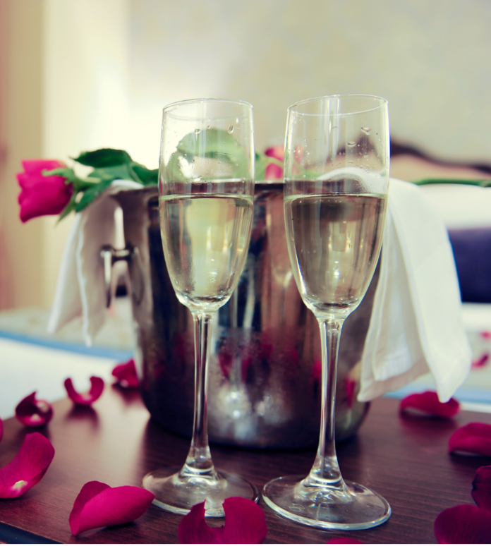Save money staying at Tropicana in Atlantic City for Valentine's Day