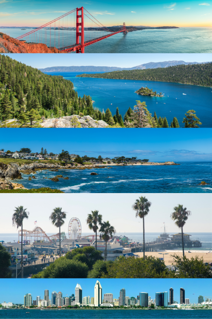 Cheap rates for California hotels in Los Angeles, San Jose, Tahoe, Palm Springs, etc.