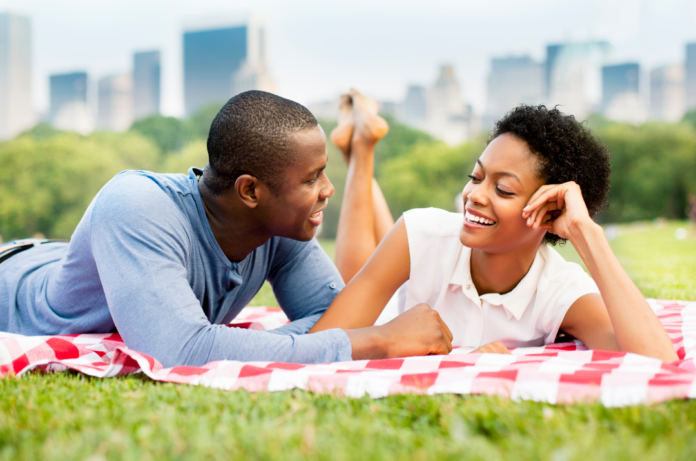 Save money on romantic picnic basket, food, drinks & blanket provided in Central Park in New York City