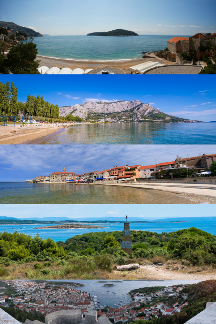 Beach hotels in Croatia that are the most loved, in Kastela, Hvar, Dubrovnik, etc.