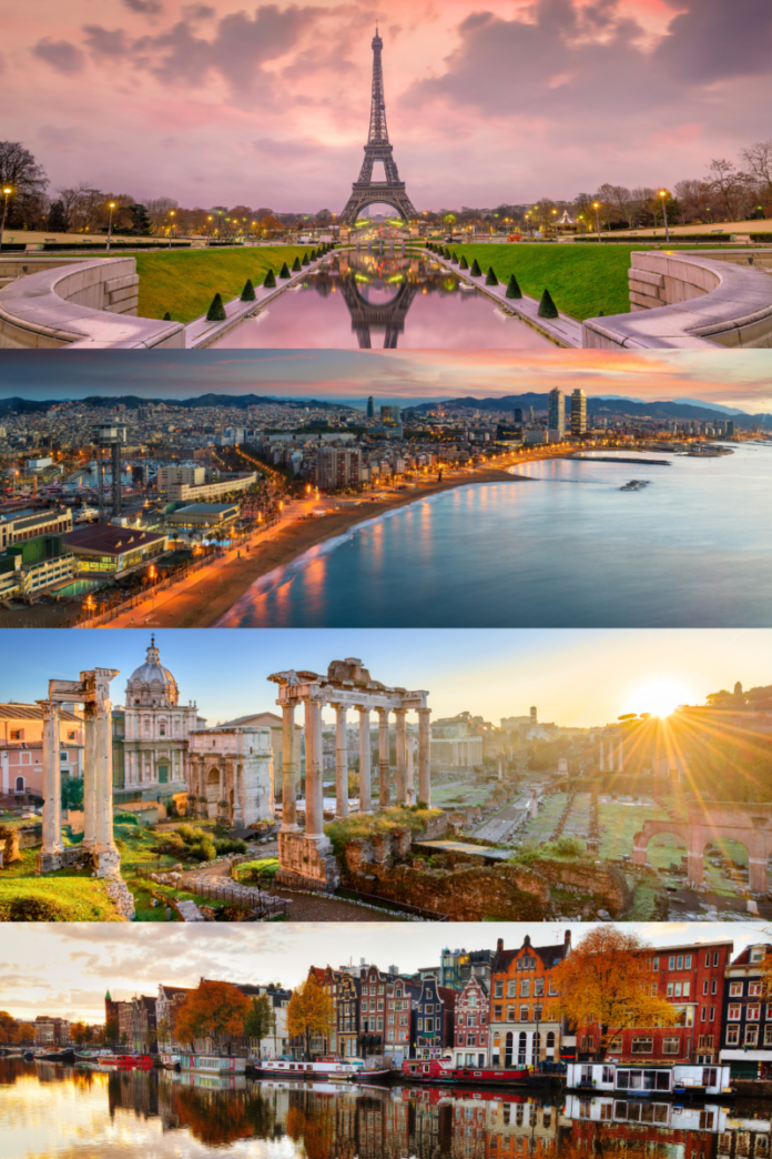 Up to 60% off hotels in Europe (France, Spain, Italy, Sweden, the Netherlands, etc.)