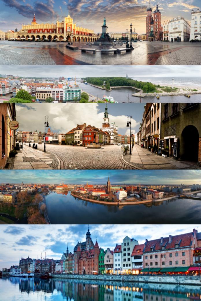 Best reviewed Polish hotels in Rzeszow, Warsaw, Sopot, Poznan, Mikolajki, etc.