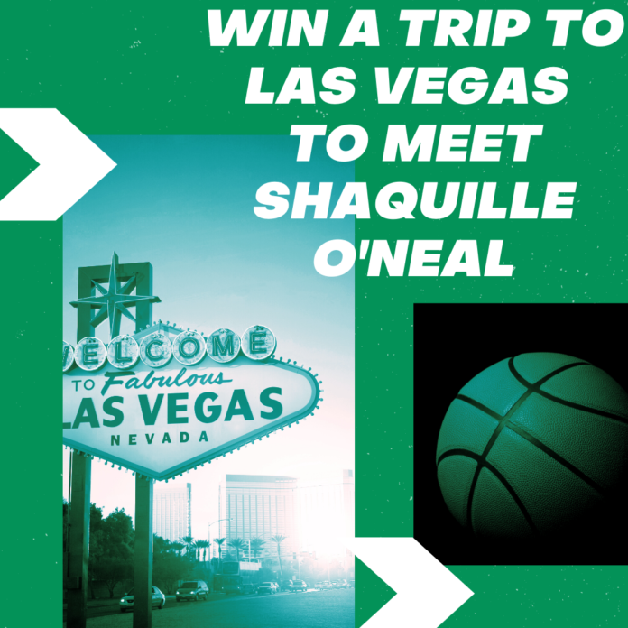 Enter IcyHot - Shaq Basketball Fantasy CampExperience Sweepstakes for a free Las Vegas trip