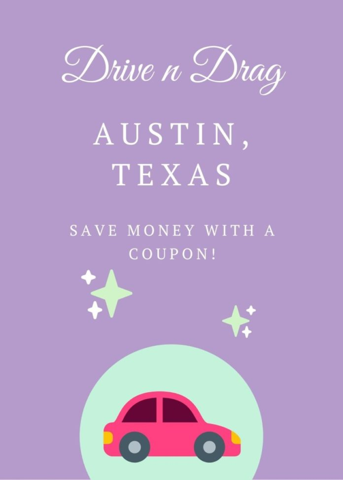 Discounted car admission to Drive 'N Drag in Cedar Park, Texas