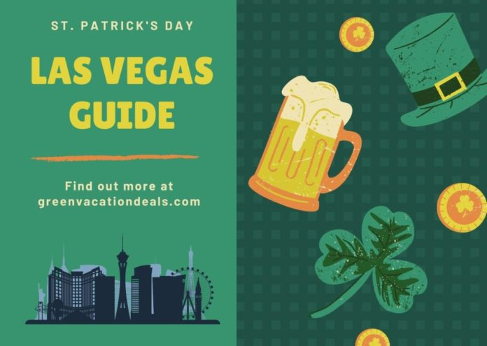 Hotel & casino guide to St. Patty's Day celebrations in Las Vegas