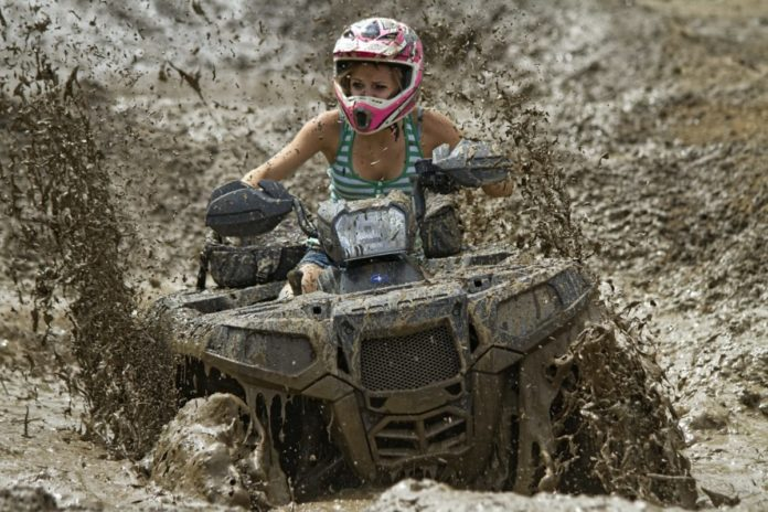 Win a a Yamaha Grizzly ATV worth $10,299.
