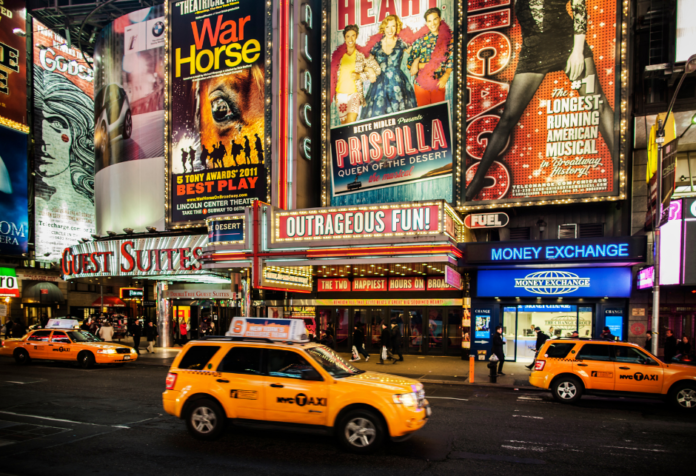 Enter Broadway Records - Broadway Dream Vacation Sweepstakes for a free New York City vacation